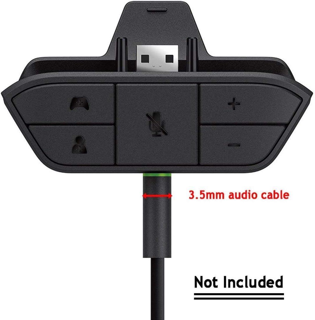 Adaptador de auriculares Xbox One GamingElite®: Amazon.es: Videojuegos