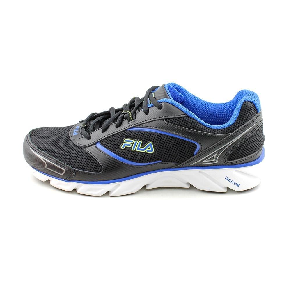 18576960bc3ec Fila Ancerus 5 Mens Black Mesh Running Shoes Size New/Display UK 10 ...