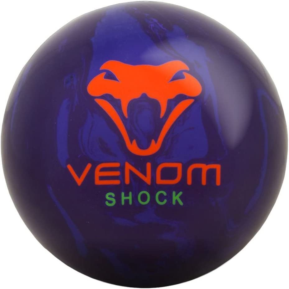Motiv Venom Shock Bowling Ball Review | Best Bowling Ball For Down And In Shot