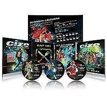 Cize Dance Workout Program 6 DVD Deluxe Set
