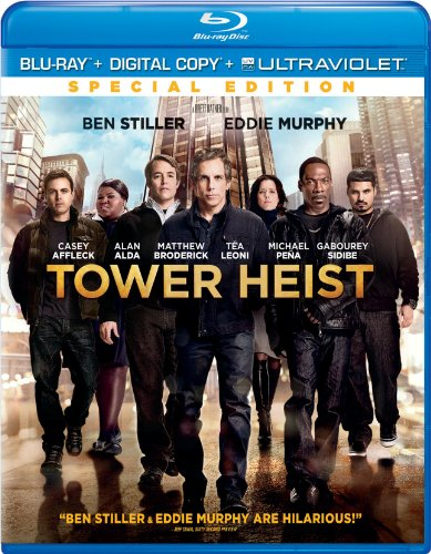 Tower Heist (Special Edition) (Blu-ray + Digital Copy + UltraViolet)
