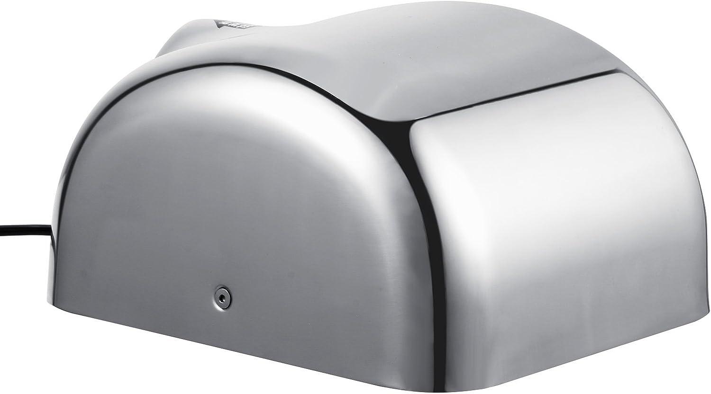 BuoQua 1800W Asciugamani Elettrico Professionale Asciugamani Elettrico Di Fascia Alta In Acciaio Inox 1200mm Di Sensor Asciugamani Elettrica Ad Aria Calda /…
