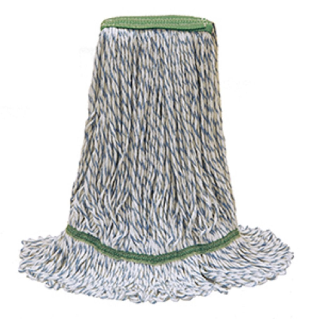 O'Cedar Commercial 97311 Finishing Loop-End Mop, Small (Pack of 12)