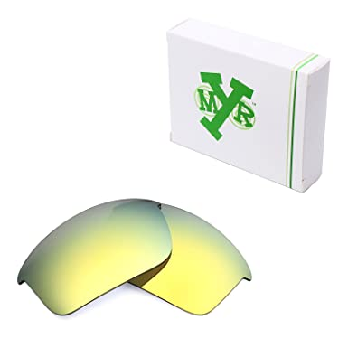 d59fa071bb9a MRY POLARIZED Replacement Lenses for Oakley Bottle Rocket Sunglasses -  Options (24K Gold)