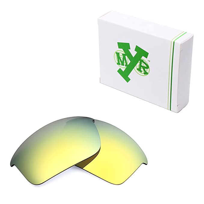 dafcbe307f MRY POLARIZED Replacement Lenses for Oakley Bottle Rocket Sunglasses -  Options (24K Gold)  Amazon.co.uk  Clothing
