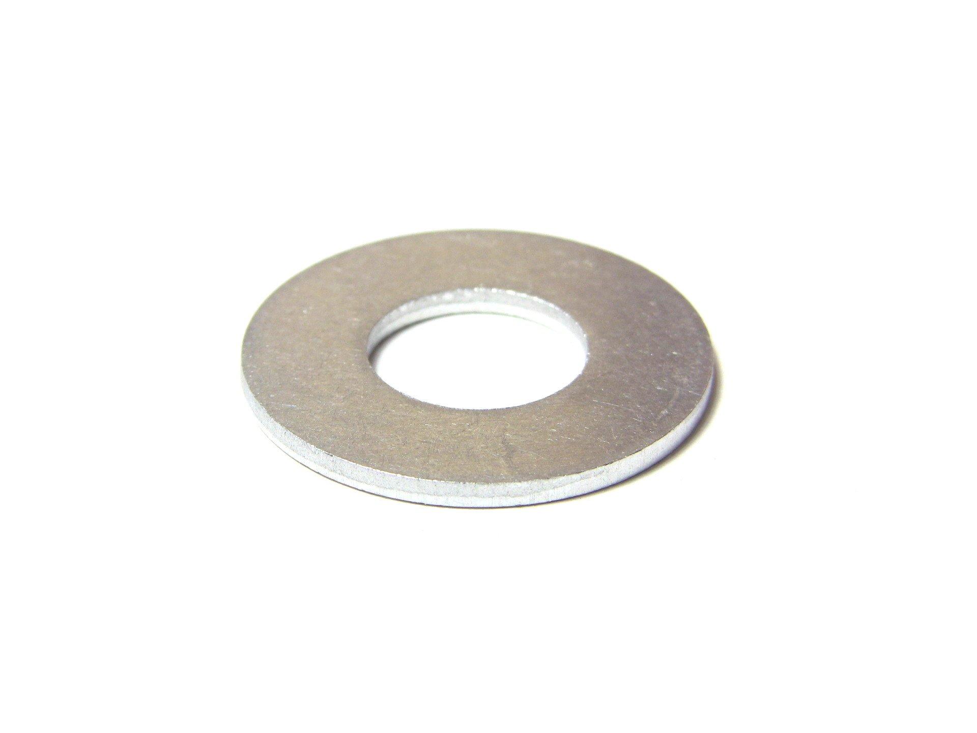 Aluminum Fastener Flat Washer 5/8 (1.5 OD x .687 ID) | UAAC (100pcs)
