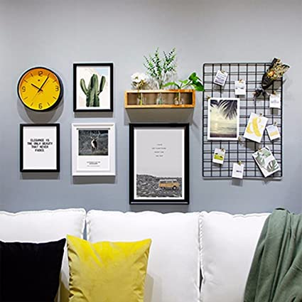 Amazon Com Wuxk The Nordic Photo Wall Decorating Ideas Living Room