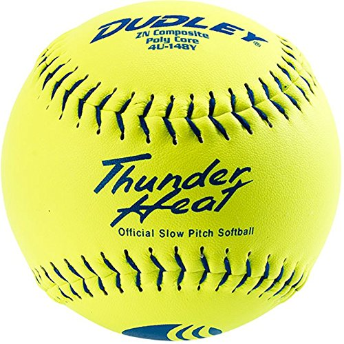 Dudley 12'' Thunder Heat USSSA Composite Fastpitch Softball by Douglas