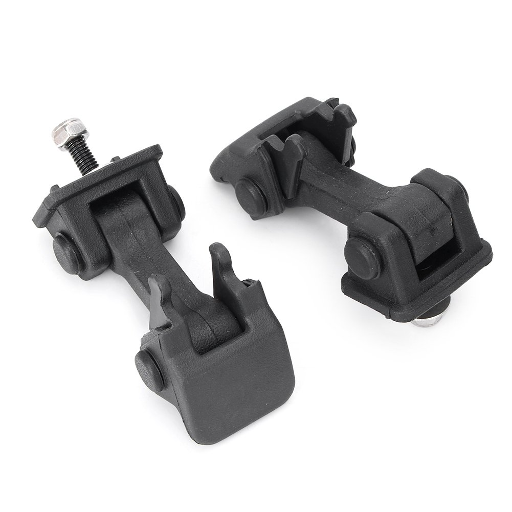 Timmart Lower Hood Latches & Upper Hood Catch Brackets For 1997-2006 Jeep Wrangler Tj by Timmart (Image #5)