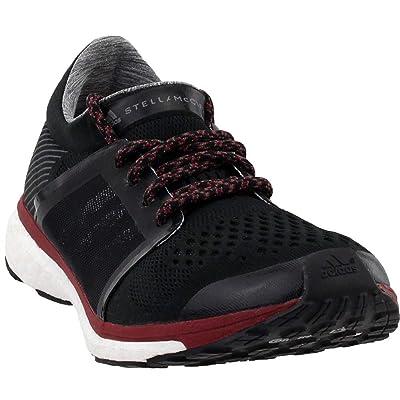 Amazon.com | adidas Adizero Adios Shoe - Women's Running 7.5 Black/Granite/Noble Maroon | Road Running