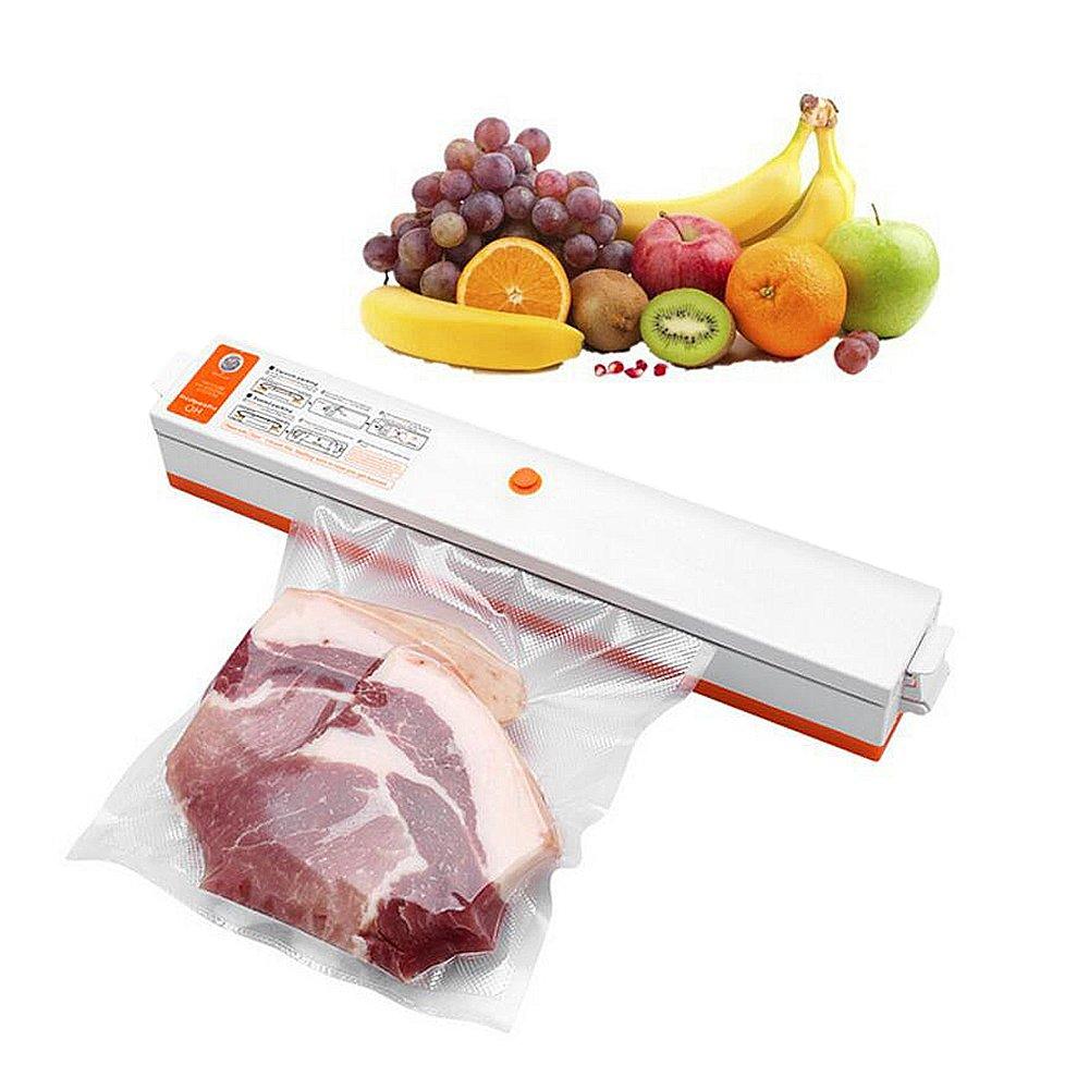 BAVIER Automatic Electric Food Vacuum Sealer Portable Household Vacuum Packing Machine.Mini Vacuum Packing Machine.