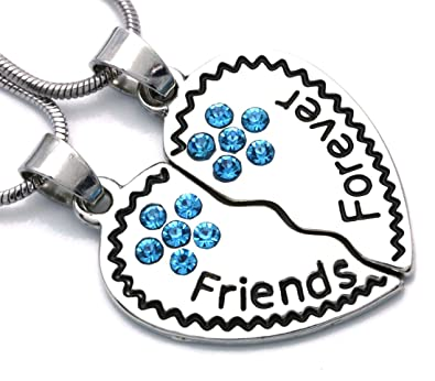 Amazoncom Soulbreezecollection Best Friends Forever Bff Heart