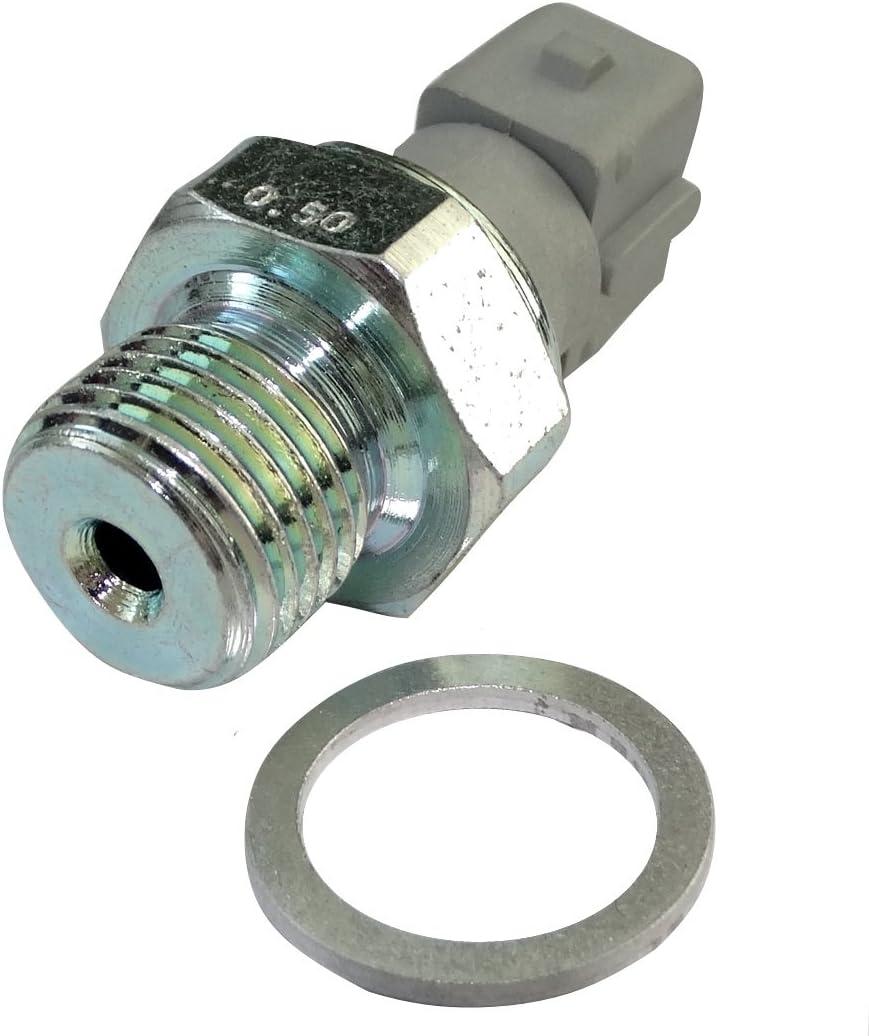 Aerzetix Capteur de Pression dhuile Moteur C19886 Compatible avec 1131.82 1131.61 96026617 9618305780 94750-29000 25240-6F900 9618305780 GPS171 16582-66G00 37820-86CA0