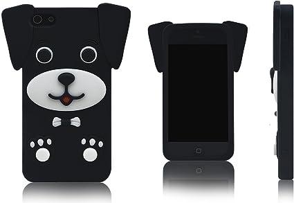 Xcessor Dog Cane Custodia in Silicone per Apple iPhone SE / 5S / 5 ...