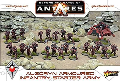 Beyond the Gates Of Antares : Algoryn Starter Army from Warlord Games