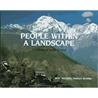People within a Landscape: Collection of Images of
