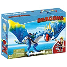 Playmobil How to Train Your Dragon Astrid & Stormfly Building Set