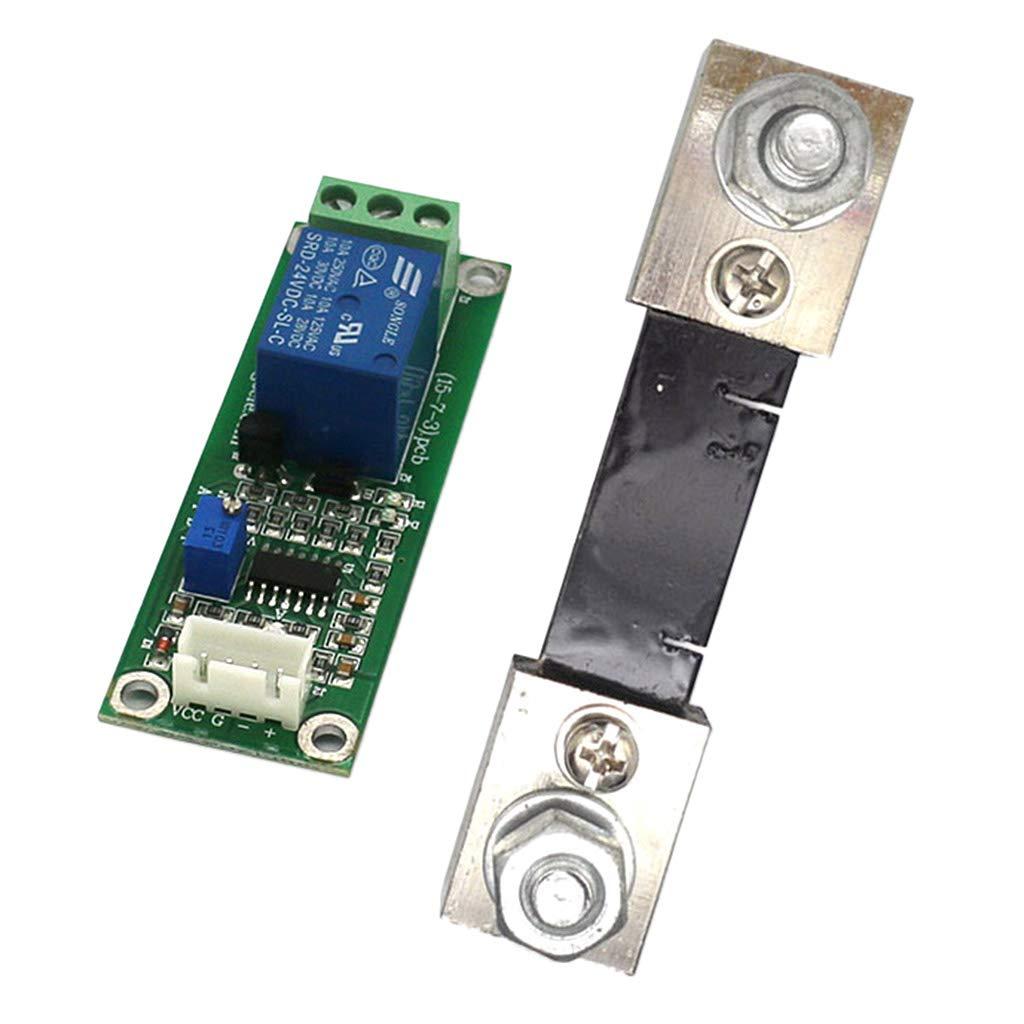 Green+Black DC Shunt Sensor Module ////1 Set 200A 12V FLAMEER New Product////DC Overcurrent Circuit Protection Sensor Module Current Detection