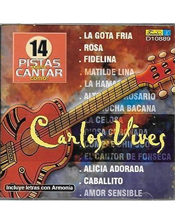 14 Pistas Para Cantar Como: Carlos Vives