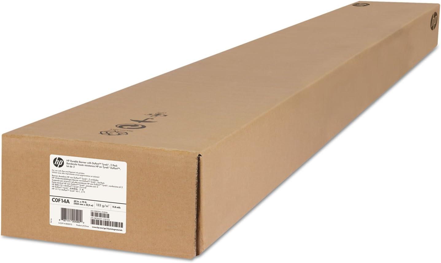 HEWC0F14A - HP Durable Banner Tyvek