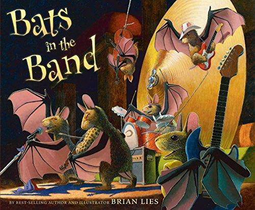 Bats in the Band (A Bat Book Book -