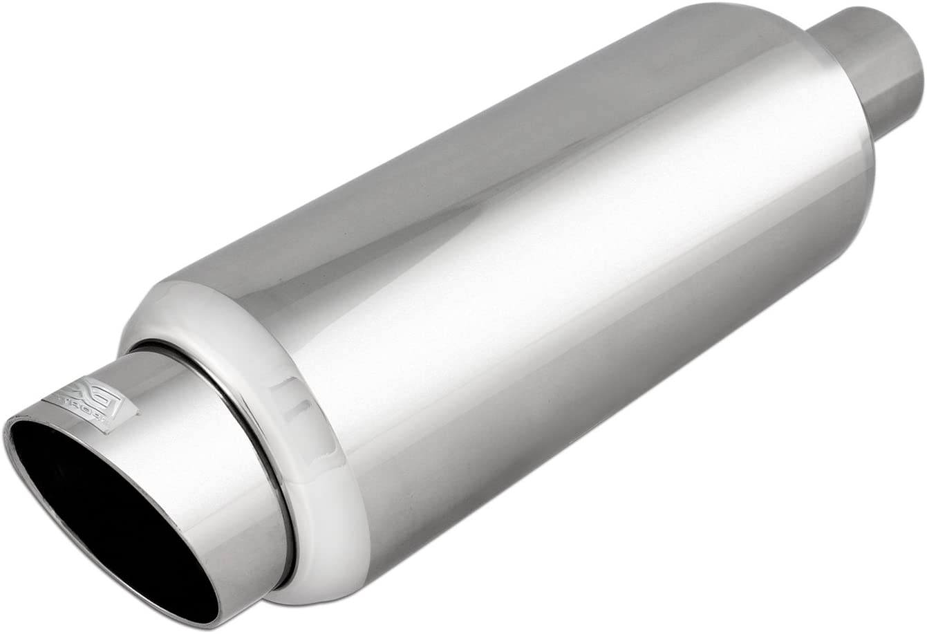 Double-barrel Pipe Exhaust Replacement Accessories Tip Reliable High Quality
