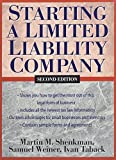 Starting a Limited Liability Company, Second Edition