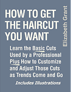 Haircutting for dummies ebook j elaine spear amazon kindle how to get the haircut you want learn the basic cuts used by a professional fandeluxe PDF
