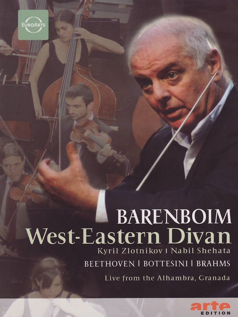 Barenboim: West-Eastern Divan- Live from the Alhambra, Granada by EuroArts