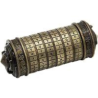 ACELEY Caja Regalo San Valentín, Da Vinci Code Combination Lock Accesorios de Regalo románticos adecuados para Novios y…