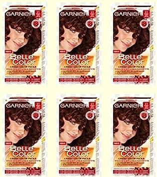 Garnier Belle Color 51 Caoba Oscuro Natural Tinte para el ...