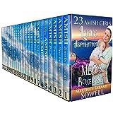23 Amish Girls Love Aspirations (23 Books Boxed Set)