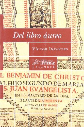 Descargar Libro Del Libro áureo Víctor Infantes