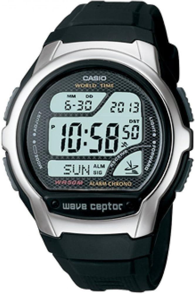 Reloj Casio de cuarzo con dial LCD digital para caballero