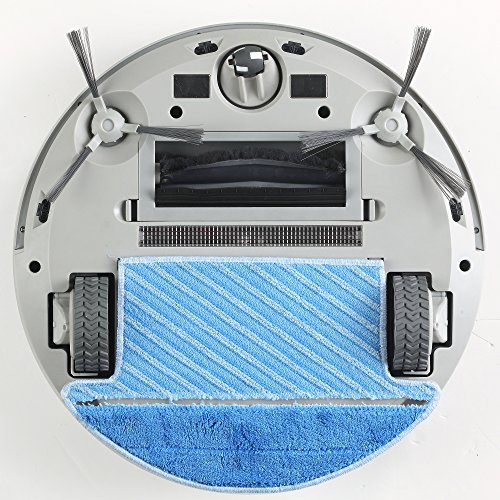Itouchless High Power Self Charging Robotic Vacuum