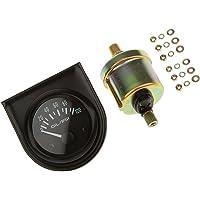 Probadores Medidor Manómetro de Presión Aceite Combustible Digital