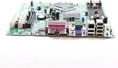 Genuine Dell OptiPlex 760 MT M858N Intel Socket LGA 775 4 DDR2 Banks Motherboard