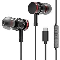 CKLYYL USB Type C Stereo in Ear Headphones with Microphone