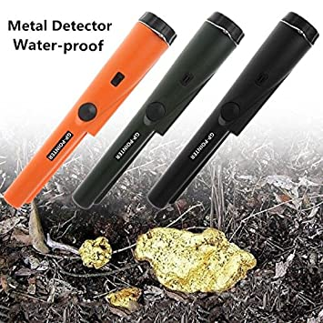Mocei 1X Waterproof Automatic Pro Pointer Pinpointer Metal Detector ProPointer&Holster