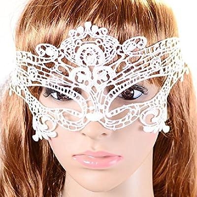 XU-XIAZHI, máscara de Encaje Sexy para Dama en Bola de Maquillaje ...