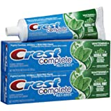 Crest Whitening Expressions Toothpaste, Extreme Herbal mint - 6 oz - 2 pk