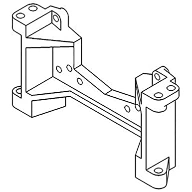Amazon Com 389064r1 New Drawbar Support Casting Made For Case Ih