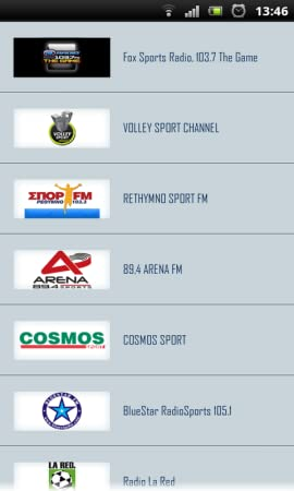 Amazon com: Sports Radio Stations Free: Appstore for Android