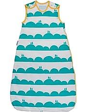 Anorak Grobag Saco de dormir para bebé con diseño de colinas, 2,5 tog