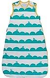 Grobag Anorak Rolling Hills - Saco de dormir para bebé (2,5 Tog, 18-36 meses), diseño de colinas