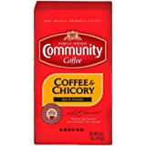 Community Coffee Premium Ground Coffee and Chicory, 16 Ounce