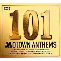 101 Motown Anthems / Various