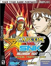 Capcom Vs. Snk: Millennium Fight 2000 Official Fighter's Guide