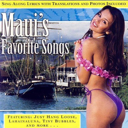 Maui's Favorite Songs by Souvenirs of Hawaii