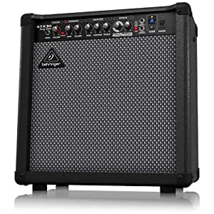 behringer gtx30 guitar amplifier 30 watt guitar amplifier musical instruments. Black Bedroom Furniture Sets. Home Design Ideas